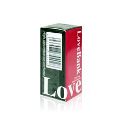 LoveBank高溶度女用香水 10Ml
