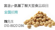 富含γ-氨基丁酸大豆食品项目